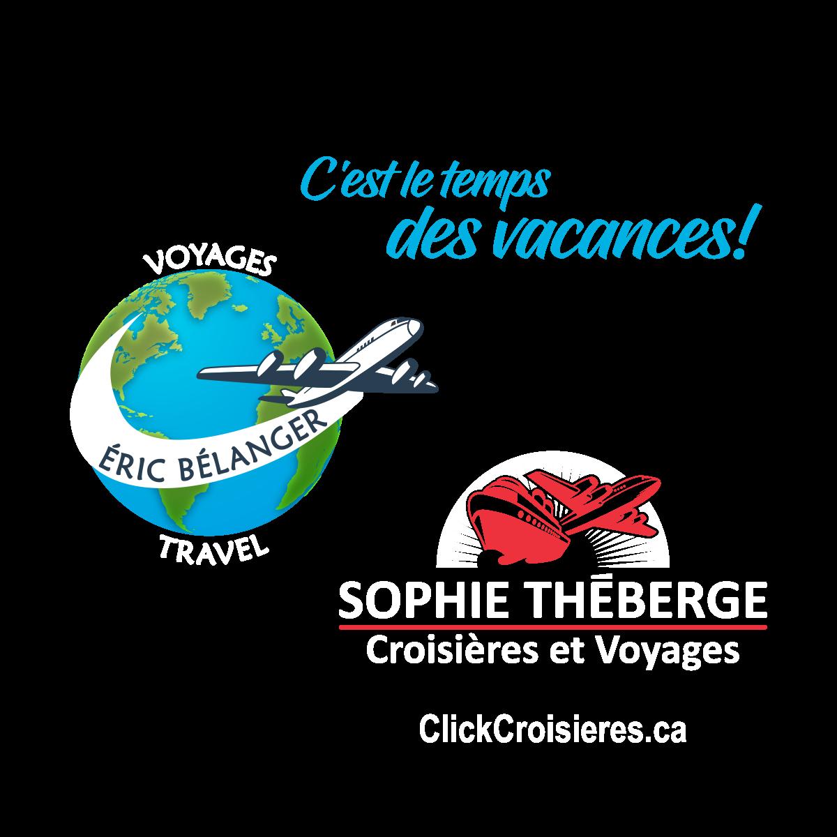 Agence de voyage Eric Bélanger & Sophie Théberge