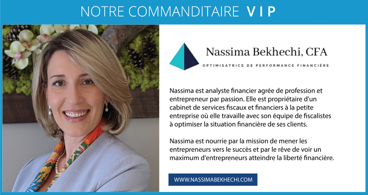 Commanditaire VIP - Céline Joyce